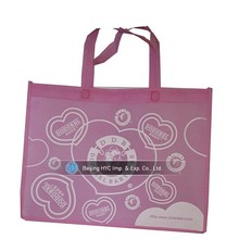1 Sided Rpet Responsible Market Tote Laminated 100% Recycled Shopper