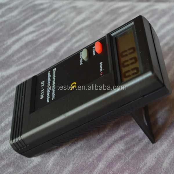 Dt-1130 électromagnétique détecteur de rayonnement, Téléphone ordinateur électrique électromagnétique testeur de rayonnement