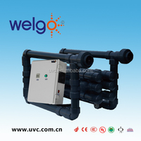 swimming pool water treatment UV disinfection equipment manufacturer