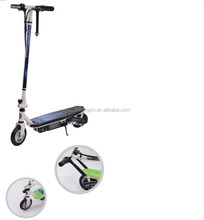 E-scooter/ electric scooter with removable battery and hub motor