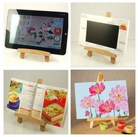 Stand for Led Writing Board,Wooden stand for drawing board/Pad