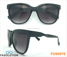 2015 cheap custom branded vintage sunglasses for men from china supplier