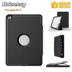 Newest 9.7inch tablet case for ipad air2 for ipad 6 cartoon cute flip case
