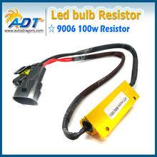 Super Canbus 9006 100W 3ohm Fog Light HB4 9006 LED Resistor