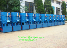 New type PP PE Film agglomerator densifier machine/pp pe film plastic agglomerate