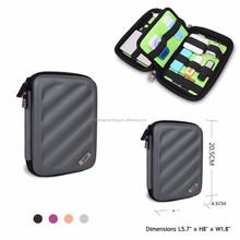Travel Portable EVA Usb Flash Drive Case Electronics Accessories Bags