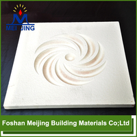 high quality fire glass mosaic high alumina refractory brick