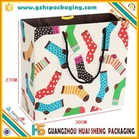 Large Paper Shopping Bags from Factory price Direct manufature