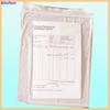 """12""""*12"""" waterproof plastic ziplock documents bag"""