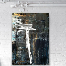 unique Wall Art - from abstract paintings