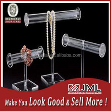 JML Perfect for retail displays at jewelry counters and boasts easy removal of pieces for either purchase or to be tried on