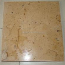 natural yellow bulk limestone