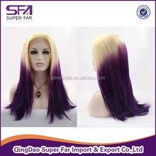 Qingdao Jiaozhou wigs supplier supply good quality wigs