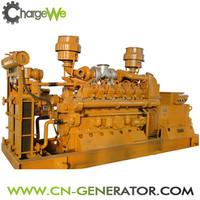 Jinan Chargewe 20kw to 500kw generator for biogas ,nature gas
