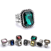 Auto rickshaw price in india Vintage colored cheap gemstone girls stretch rings