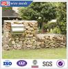sale stainless steel welded gabion box/galvanized wire mesh gabion basket