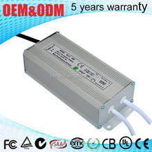 hot sale ! best price 90w 100w 120w 1.5-3.6A dimmable ip67 led driver FOR transformer down light with CE SAA