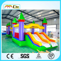 Hot Sale Magic Inflatable Bouncy Castle for the Children in 2015