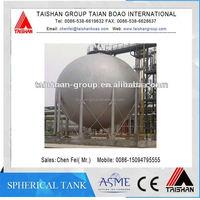 Alibaba Widely Used Air Compressor/Lpg/Acid Storage Tank