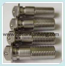 ASTM A182 F53 Extension Stem For Ball Valve Part