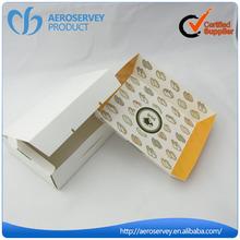 Airline Wholesale custom OEM disposable custom paper packaging for food