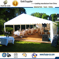 cheap clear outdoor wedding marquees wedding tents events party wedding decoration gazebo garden canopy with flooring for sale