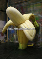 Outdoor Event/advertising decoration inflatable fruit, inflatable banana
