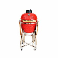 Outdoor Kitchen Smokeless Wood Charcoal Burning Stoves