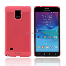 light weight plastic cell phone case private label for note 4