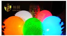 Colorful LED ballon balloon light up balloon for christmas novelty balloon