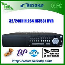 24chcctv dvr recorder remote view by internet/smartphone,police dvr with camera,gps 3g wifi 4g car dvr for remote access