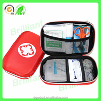 Medical carrying emergency Empty Family Plastic case First Aid Box