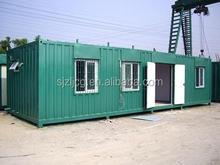 Prefabbricate case modulari per la vendita, in acciaio casa prefabbricata vivente, piccole case mobili