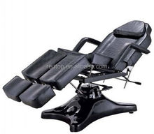 2015 comfortable hydraulic facial bed spa table tattoo salon foldable chair