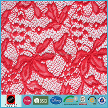 2012 Nylon/Cotton Lace Fabric for Underwear Decoration