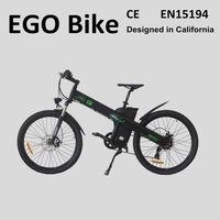 Seagull 26'' 36v 10ah/12ah 500w ,city lady electric motor bike home