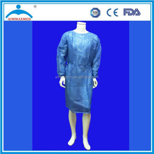 SMS Medical Material, SMS Fabric, Disposable Surgical Gown
