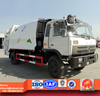 Dongfeng 12-14cbm waste compactors, dongfeng 10ton waste compression truck