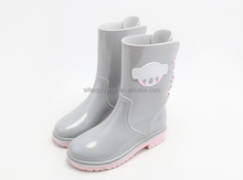 Cheap but good quality kids rain boots neoprene dog boots