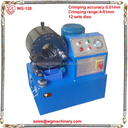 Special best sell plunger pump hose crimping machine