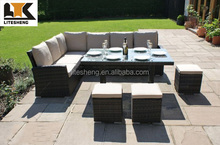 Italy Latest Design High Quality Dining Set Sofa Dinig Set