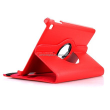 Restive red color protective case leather cover for Amazon kindle fire HD 7""