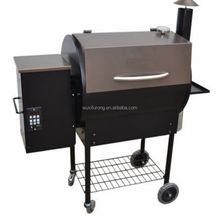 2015 Newest Design Wood Pellet Smoker Grill