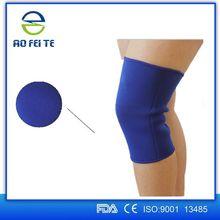 2015 OEM men&women customzied waterproof neoprene sport knee/ankle/elbow support brace knee sleeve in aliexpress