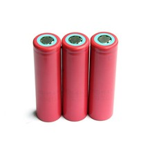 18650 Battery 2600mAh 3.7V Lithium Ion batteries UR 18650 ZY