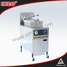 Kfc comercial freidora eléctrica de presión/henny penny 600 freidora a presión/pollo máquina de freidoras henny penny