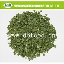 Dehydrated millet onion flakes