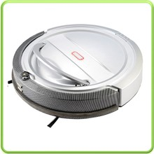 batteries operated rechargeable robot vacuum cleaner for floor cleaning