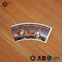 Different Size Paper Cup Fan For Making Paper Cup Machine In Promotion