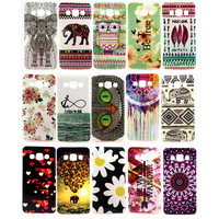 Wholesale Premium UV Colorful Printing Customized Phone Case Cover for Samsung Galaxy J2